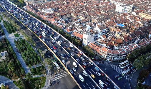 太牛了!上海交通又要有大动作!