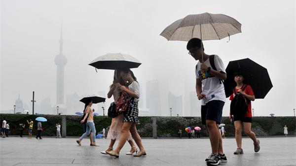 上海雷电黄色预警解除 今起高温雷阵雨模式启动