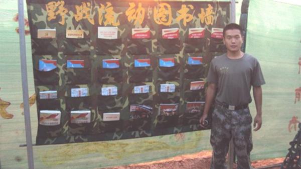 大学生的军营梦:在校携笔从军 毕业再披戎装