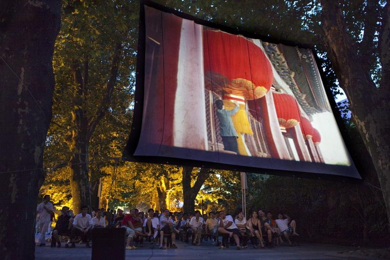 上海7-9月公园露天电影完整排片表出炉!