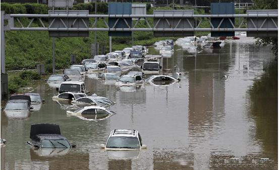 洪水来袭爱车被淹怎么办 四步教你如何理赔