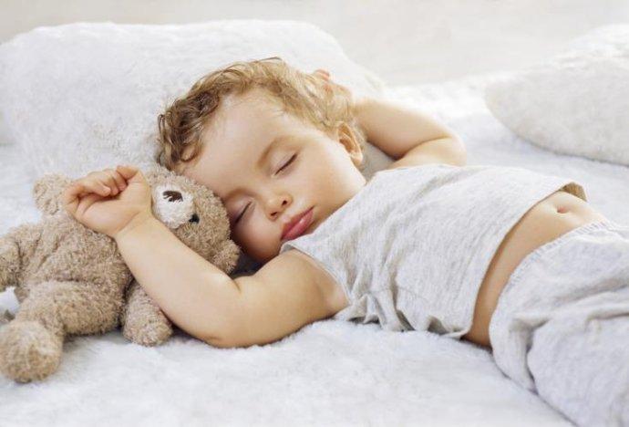 递减法帮助孩子入睡