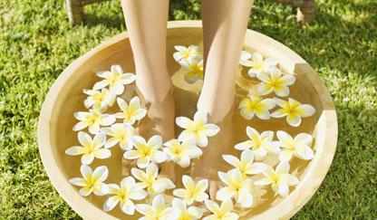 夏季泡脚水加一物更助眠