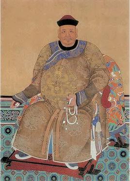 清朝皇帝顺序