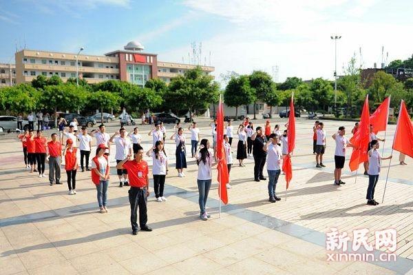 【长征日记】探访红军第一渡口于都河