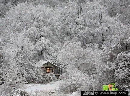 与世隔绝:世界上最孤独的小屋盘点