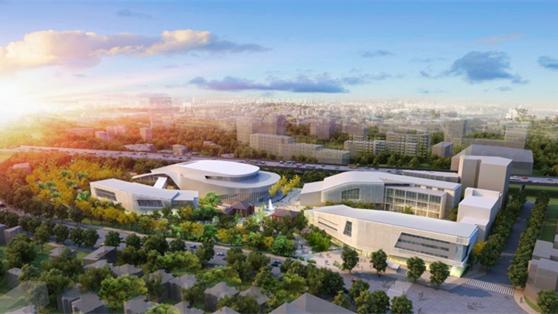 上海国际舞蹈中心10月1日起开放