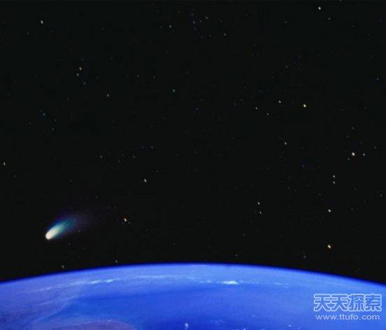 宇宙星球那么多 为何仅彗星爱光临地球