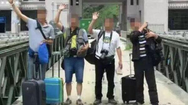 上海金山3名教师在西藏那曲自驾游途中遇难