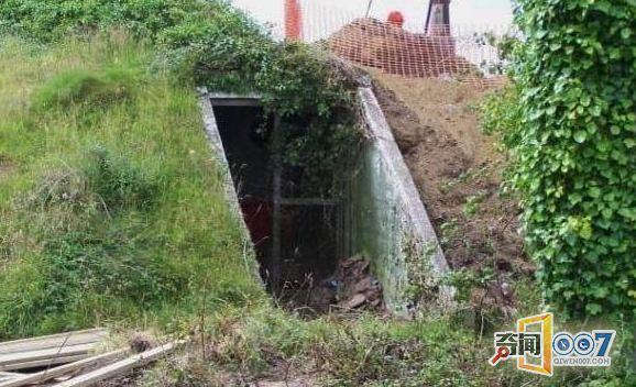 女子买下荒废73年的地堡,进去后里面的景象让人惊讶不已!