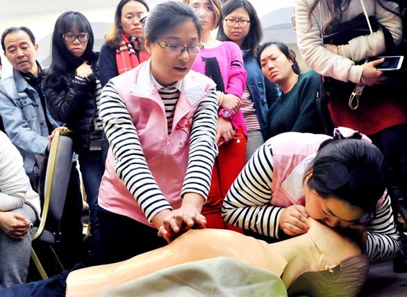 沪急救服务条例11月施行 善意施救伤患者不担责