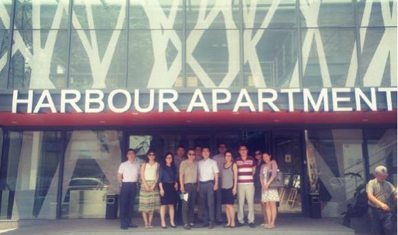 湾流国际品牌公寓 优秀城市综合体的升级标配