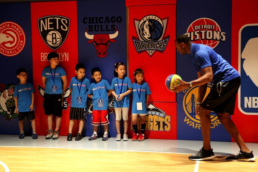 麦迪助阵!全球首家NBA乐园开幕