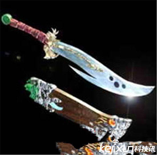 中国古代十大名刀 十大名刀盘点