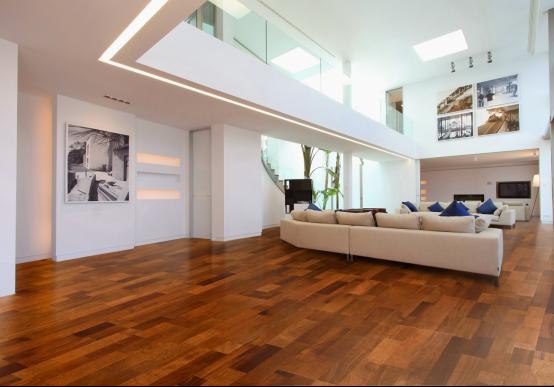 世友地板 做正宗的E0级环保好地板