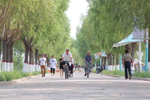日子好了人心暖了 泰来民生工程建设成效显著