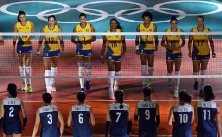 【网摘】热烈祝贺中国女排力克奥运会卫冕冠军巴西!! - hjg631 - 哈军工631队的博客