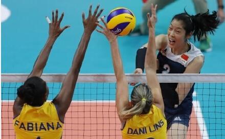不容易!太给力!中国女排3:2力克卫冕冠军巴西