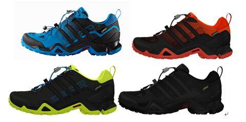 adidasOutdoor防水徒步鞋,与你携手畅享整个夏季
