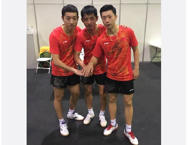 第18金!中国男乒团体3:1胜日本 加冕奥运三连冠
