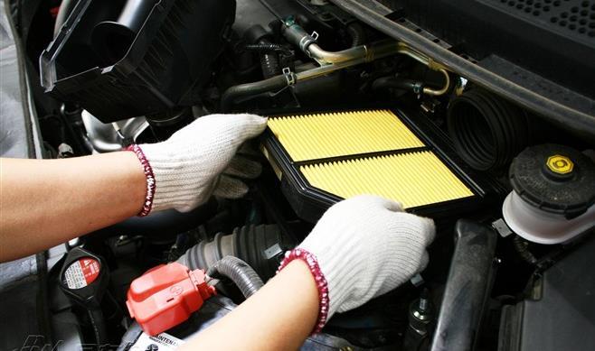 汽车大师说汽车空气滤清器如何维护