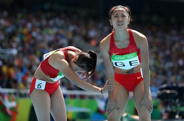 两次上诉被驳决赛资格被挤 中国接力女将经历悲喜两重天