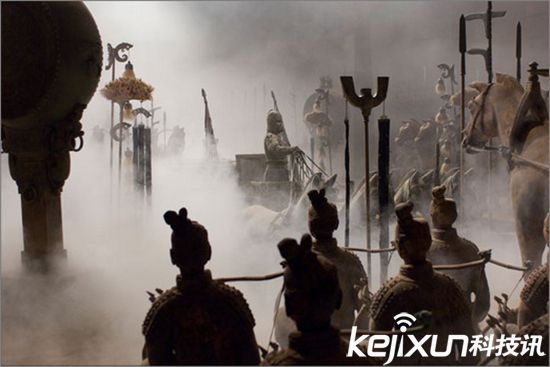 界上防盗最牛的千年古墓 秦始皇陵只排第三图片