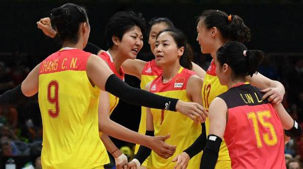 第26金!时隔12年中国女排再夺奥运金牌