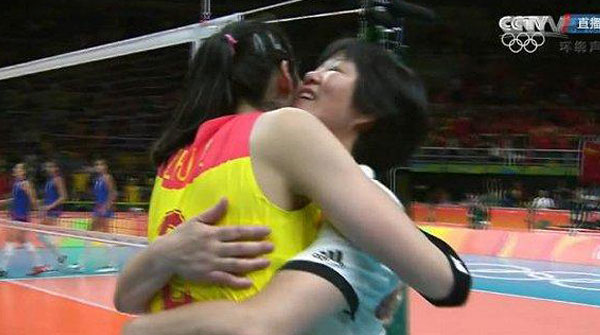 【里约关察】没有无缘无故的成功 中国女排奥运征途中背后的故事