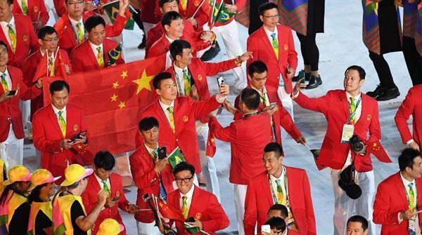 中国体育代表团:反唯金牌论不是不要金牌