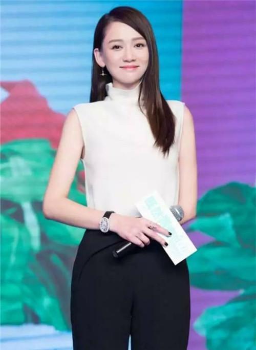 明星合成陈乔恩_37岁的陈乔恩 穿出20岁的模样