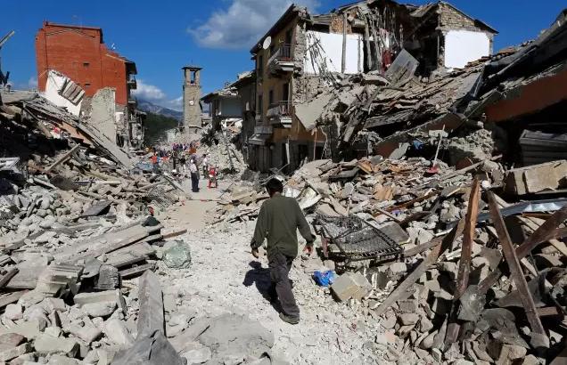 意大利地震死亡人数升至247人