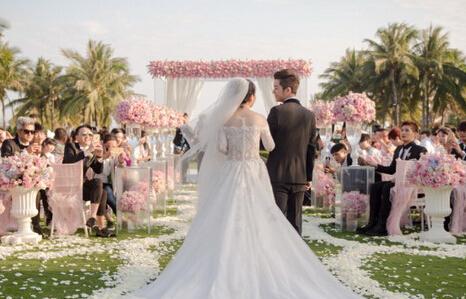 上海结婚平均总花费超20万 结婚人口数呈下降趋势