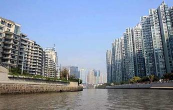 沪苏州河滨河等三幅地块中止出让 专家:与土地市场过热有关