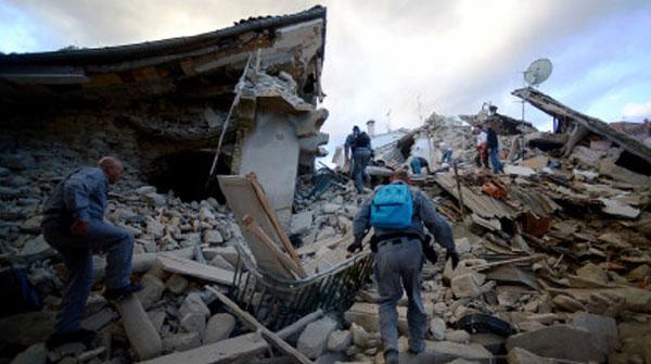 意大利、缅甸两地地震有关联吗