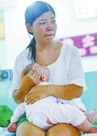 女子退火车票遭遇诈骗 脑瘫患儿家庭陷入绝望