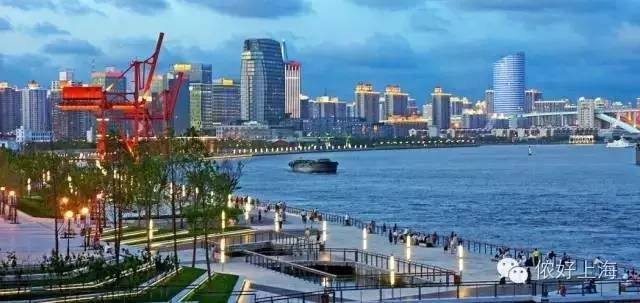 未来的世界级开放空间!徐汇滨江的N种新玩法!