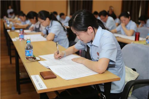 上海举行第二批法官入额考试 硕士博士占69%