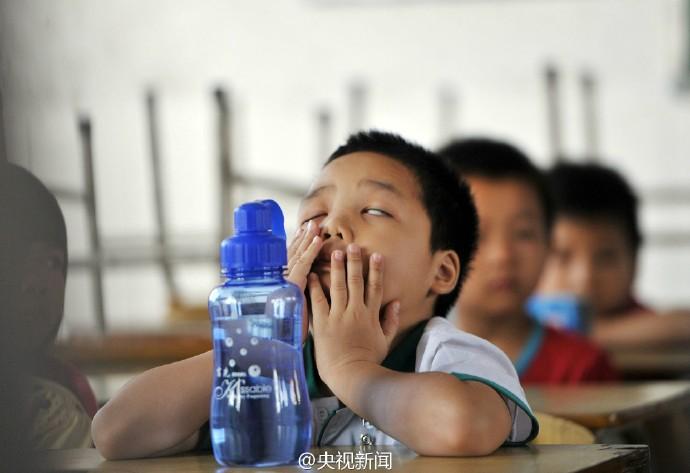为让孩子多睡,长沙城区小学上课推迟半小时,你怎么看?