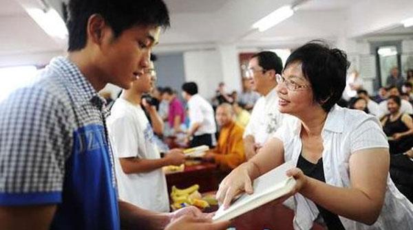 教育部长:农村生上重点大学人数大增 招生比例超60%