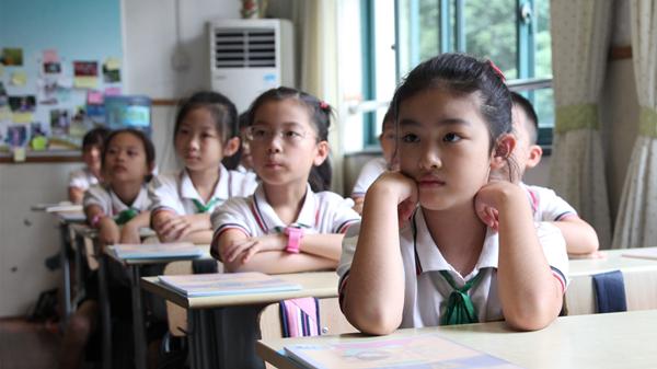 上海中小学今开学 奥运元素融入第一课