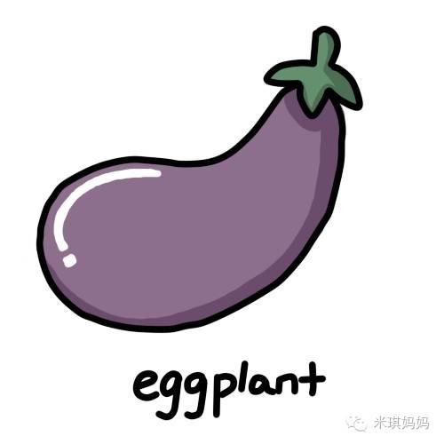 简笔画 | 你家宝宝爱吃这些蔬菜吗