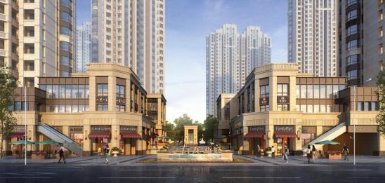 五龙新城:房子不折腾,生活才优雅