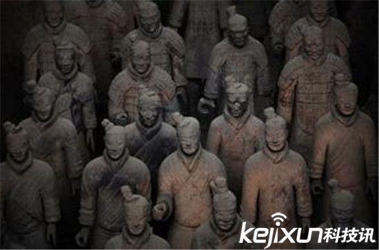 秦始皇陵40年不敢挖因为古墓中竟活埋千匹骏马图片