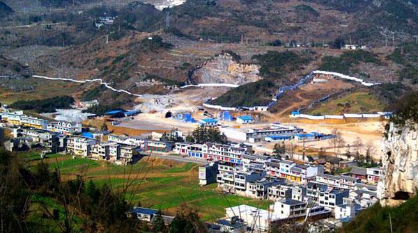 贵州一在建隧道发生坍塌 7名工人被困