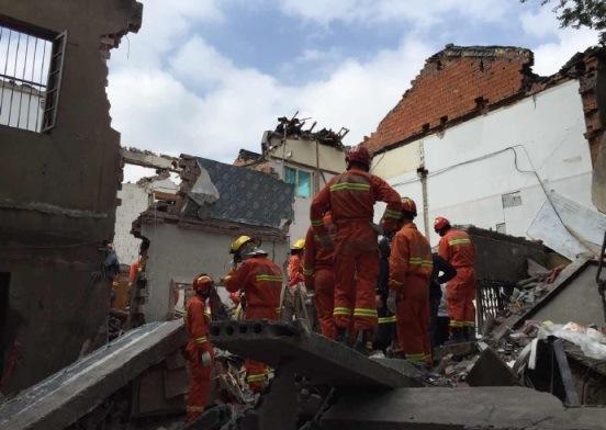 无锡民房爆炸已致5死 另有5名伤者正在医院救治