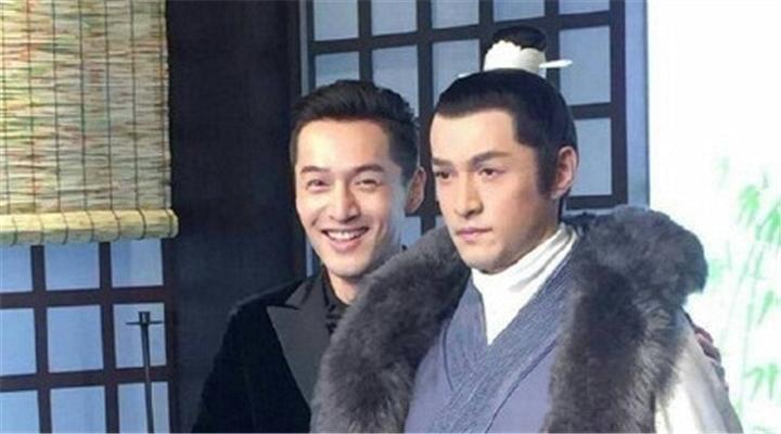上海惊现胡歌双胞胎兄弟?!相似度99%!简直傻傻分不清楚!