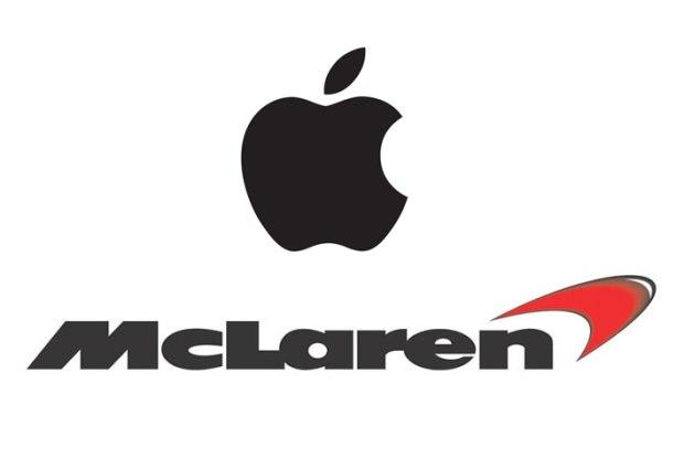 外媒:苹果为造车或以巨资收购迈凯伦