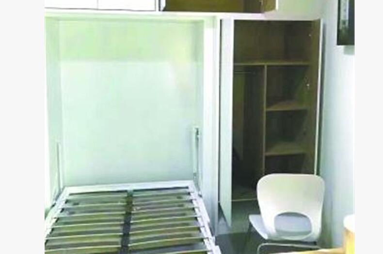"""深圳9套6平米""""鸽笼房""""一上午售罄 均价每平15万"""