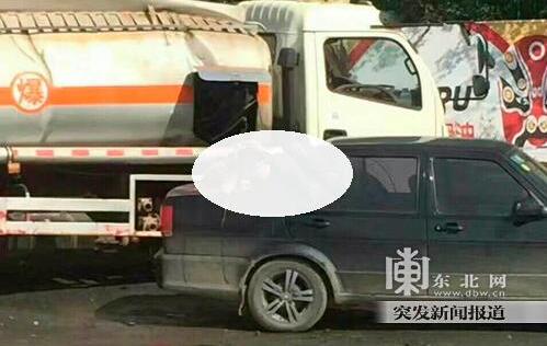 哈尔滨一油罐车维修时闪爆 致2死1伤